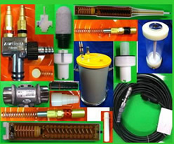 refurbished powder coating equipment parts