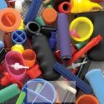 custom molded powder coating masking products
