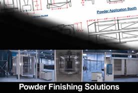 powder coating equipment Canada