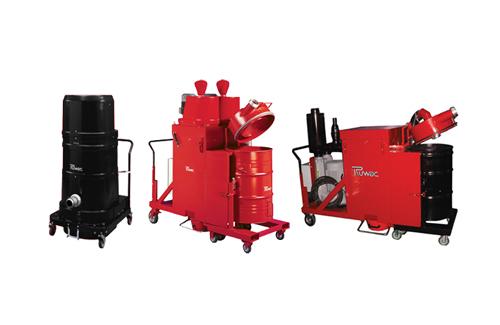 Industrial Vacuums