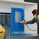 powder coating equipment spare parts