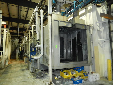 Used Powder Coating System For Sale Powdercoatingonline