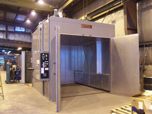 Powder Coating Cure Ovenspowdercoatingonline Com