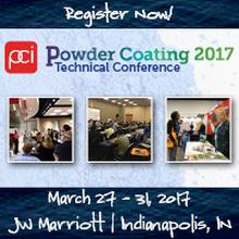 powder coating 2017