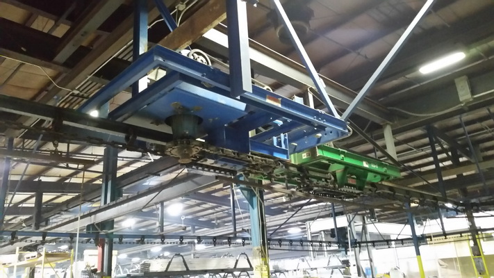used conveyor system