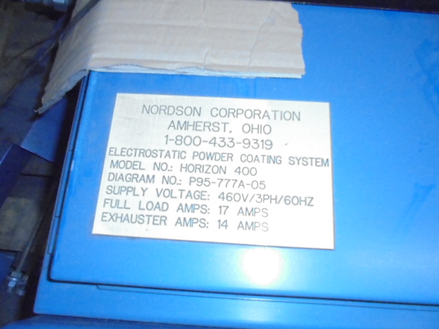 used nordson system