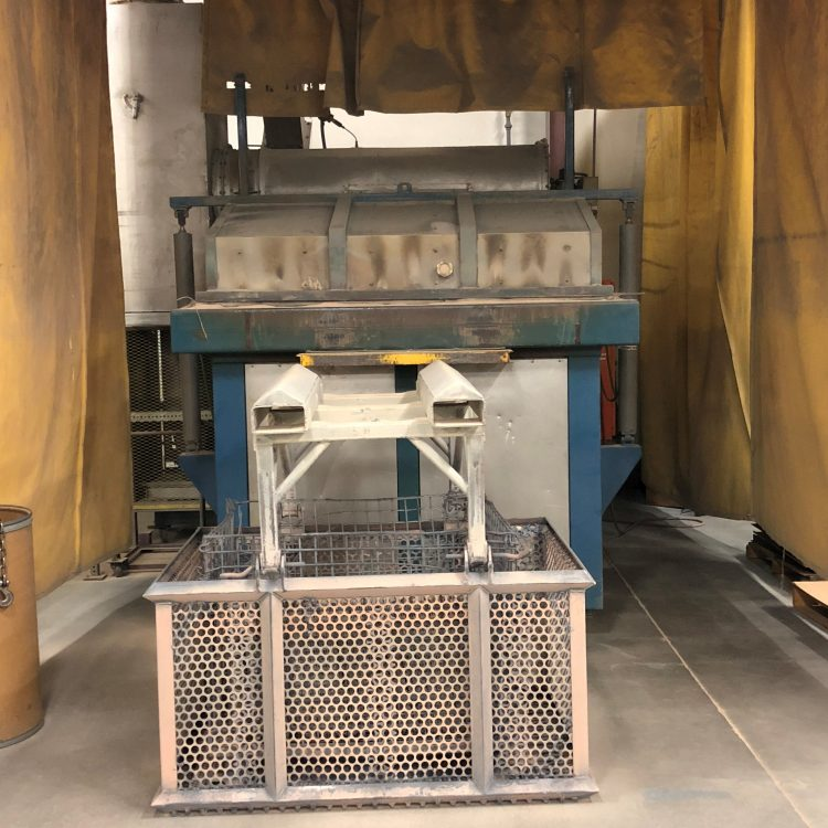used sand stripper for sale