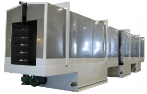 industrial washer for powder coating