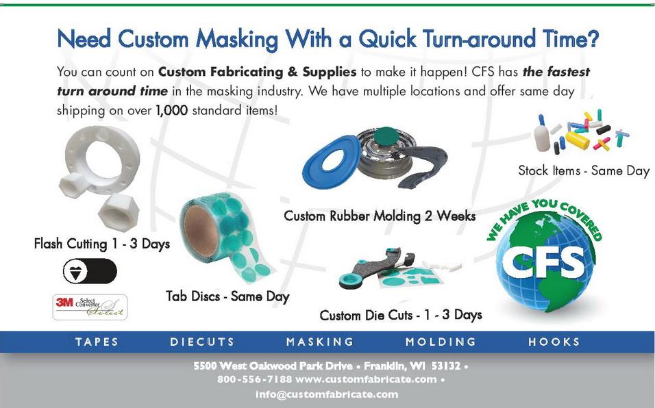 powder coating masking products