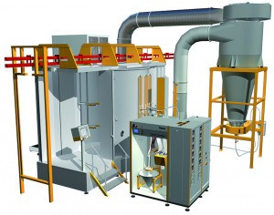 Gema powder coating solutions