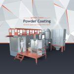 powder booth