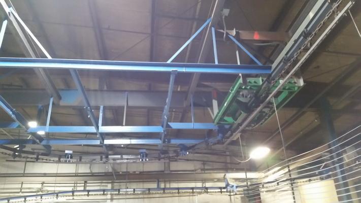 used conveyor system