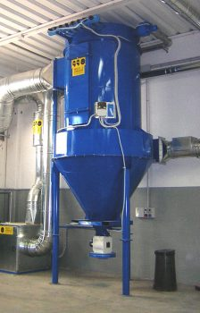 Powder Coating Dust Collection Systems Dust Collectors