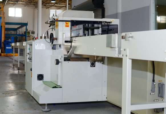 used sublimation system