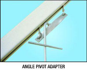 angle pivot hanging