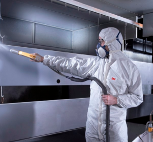 powder coating first-pass transfer efficiency