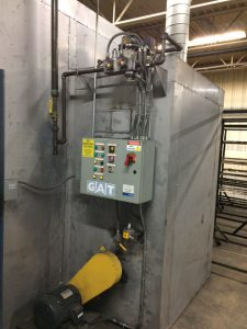 Complete Batch Powder Coating System Powdercoatingonline