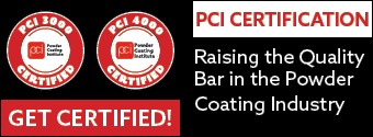 powder coating certification