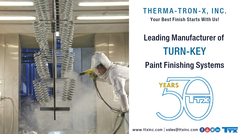 Powder Coating Systems - Turnkey Powder Coating