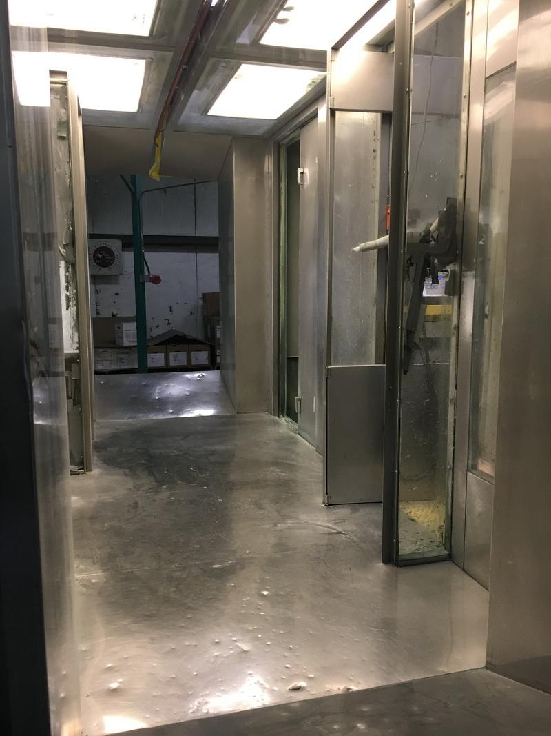 wagner cymod powder booth system