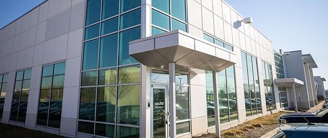 echo engineering new headquarters