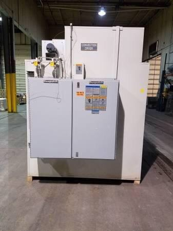used despatch cure oven for sale