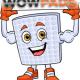 separator shipping pads powder coating