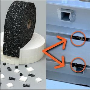 separator shipping pads