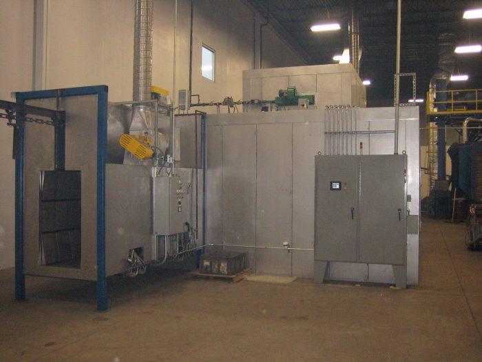 industrial coating equipment