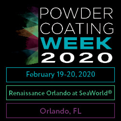 powder coating week 2020