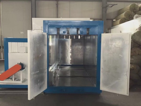 Valu-line batch cure oven