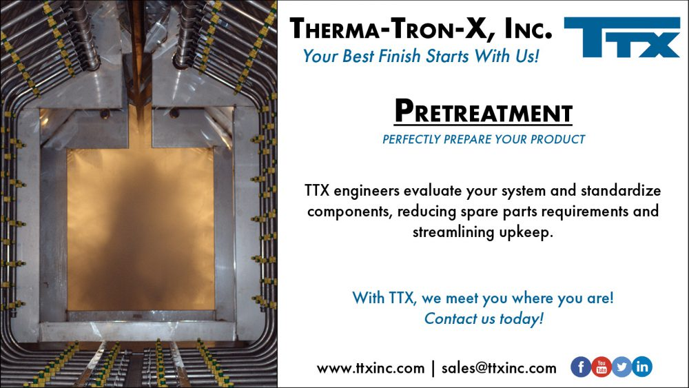 coating pretreatment systems