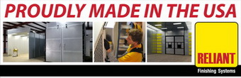 powder coating equipment made in the USA