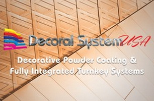 decoral powder coating systems