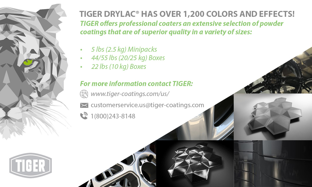 powder coatings supplier