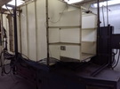 used powder booth