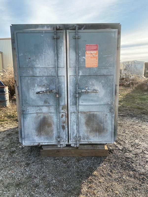 used burn off oven sale