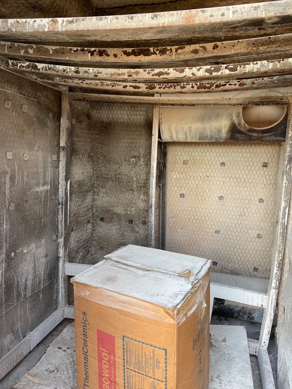 burn off oven for sale