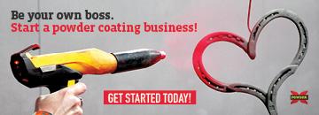 powder coating business