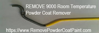 powder coating stripping products