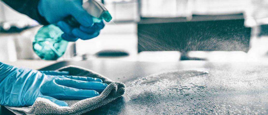 antimicrobial powder coatings
